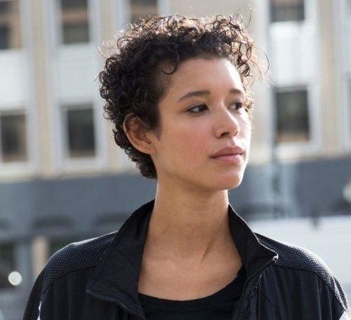 Awesome short haircuts for curly hair 36 haircuts for any curl pattern Curled Short Hair Styles Ideas