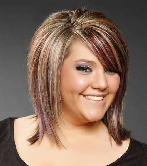 Elegant 10 womens hairstyles to hide that double chin Short Hairstyles For Round Faces With Double Chin Inspirations