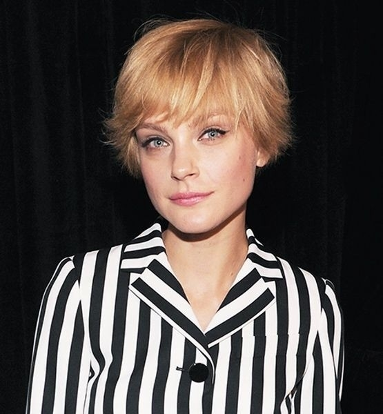 Elegant 26 best short haircuts for long face popular haircuts Short Hairstyles For Fine Hair Long Face Choices