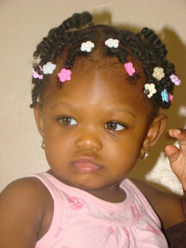 Elegant hairstyles for short hair ba girl hairstyles Cute Hairstyles For Black Babies With Short Hair Inspirations