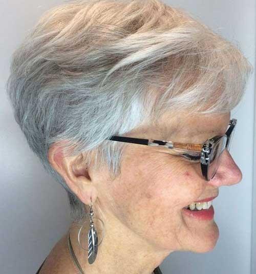 Fresh 2019 short haircuts for older women Short Hair Styles For Senior Women Ideas
