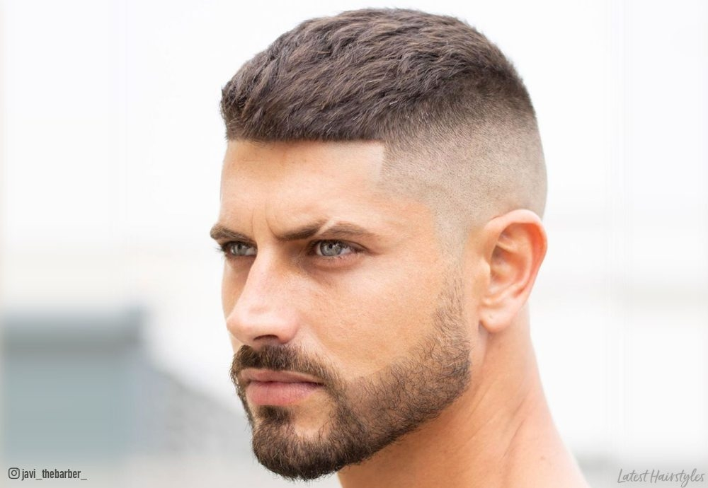 Stylish 19 short fade haircuts the best looks for men in 2020 Short Fade Haircut Styles Ideas