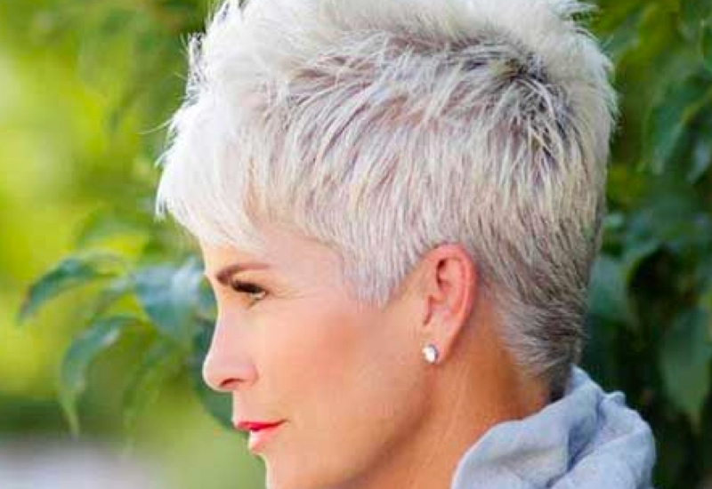 Stylish 34 flattering short haircuts for older women in 2020 Photos Of Short Haircuts For Older Women Inspirations
