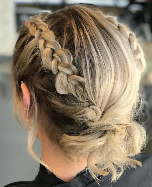 1 prom hairstyle for short hair in 2020 is here 17 more Hairstyles With Short Hair For Prom Ideas