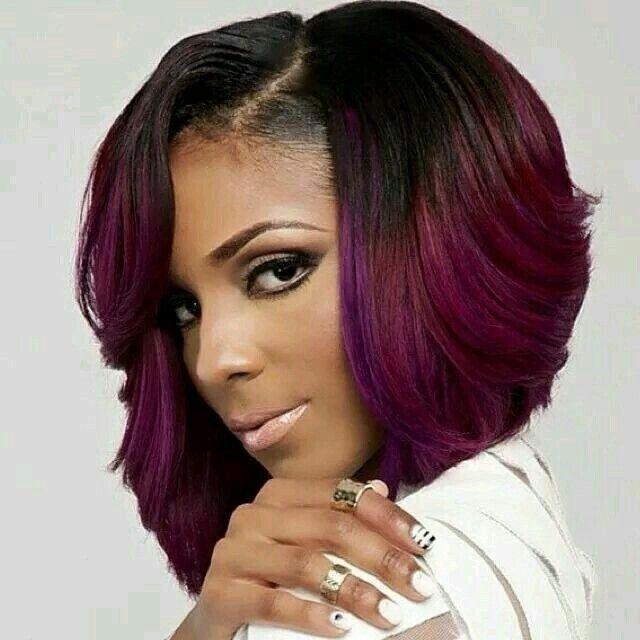 15 chic short bob hairstyles black women haircut designs Bob Haircuts For African American Hair Designs