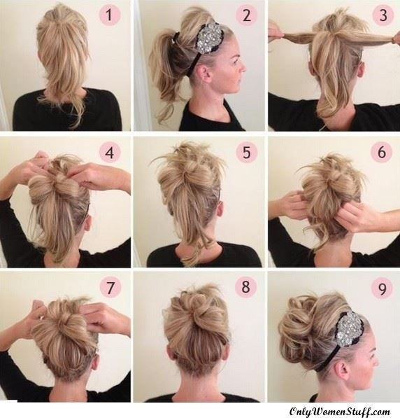 15 easy prom hairstyles updos thatll steal the show Short Hair Tutorial For Prom Inspirations