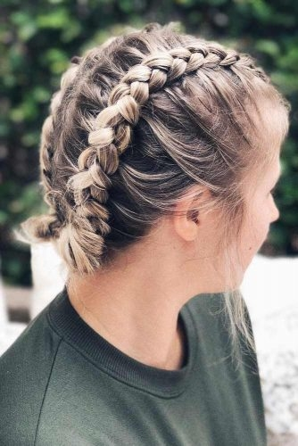 30 so cute easy hairstyles for short hair lovehairstyles Cute Hairstyles For Short Hair Easy To Do Inspirations