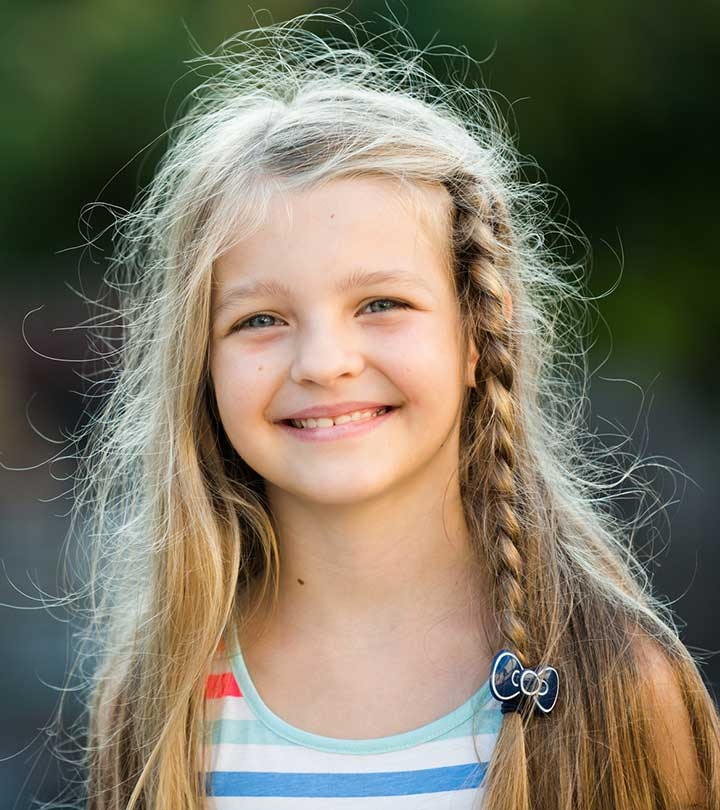 4 simple hairstyles for kids with short hair Hair Styles For Kids With Short Hair Inspirations