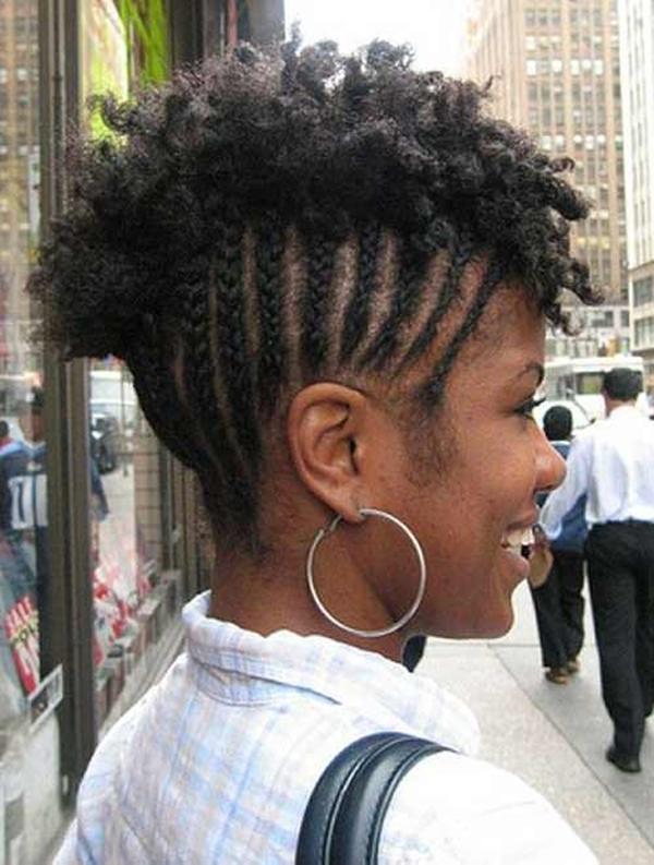 66 of the best looking black braided hairstyles for 2020 Braid Hairstyles For Natural African American Hair Designs