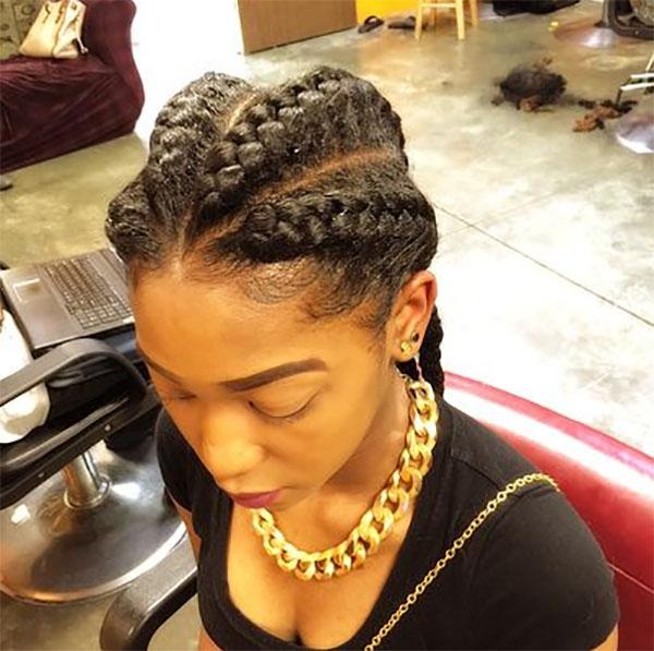 Awesome aichas hair braiding weaves Aisha African Hair Braiding Inspirations