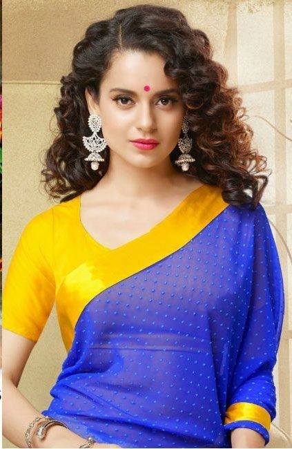 best hairstyle in long hair curly hair styles saree Short Curly Hairstyles For Saree Inspirations