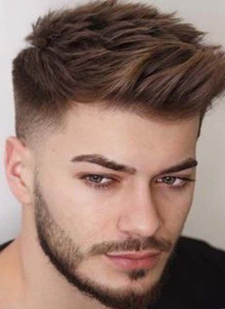 boys side faded hairs with medium length 2019 gents hair Short Hair Hairstyles Boys Ideas