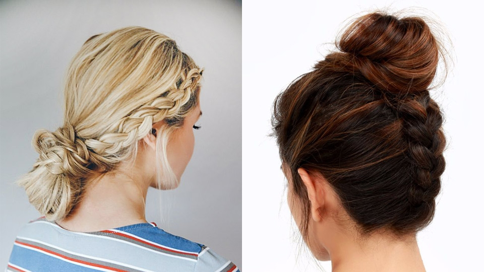 Elegant 31 cute and easy braids for back to school diy projects Cute Easy Braided Hairstyles For Long Hair Choices