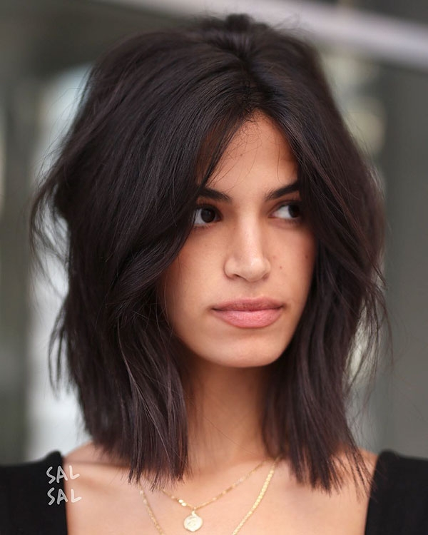 Elegant 45 best short hairstyles for thick hair 2019 Medium Short Hairstyles For Thick Hair Ideas