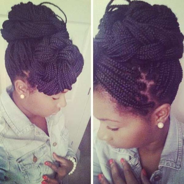 Elegant 65 best micro braids to change up your style Wedding Hairstyles For Micro Braids Inspirations
