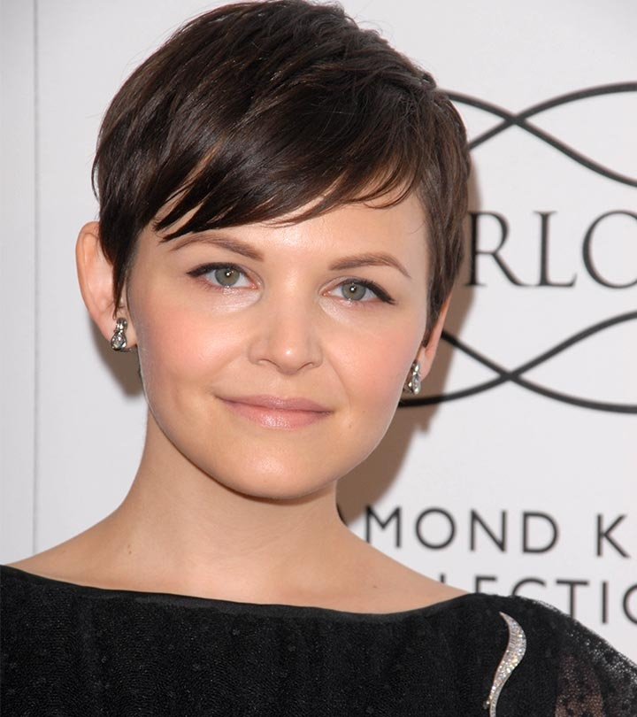 Fresh 20 stunning short hairstyles for round faces tips and tricks Short Haircuts On Round Faces Choices