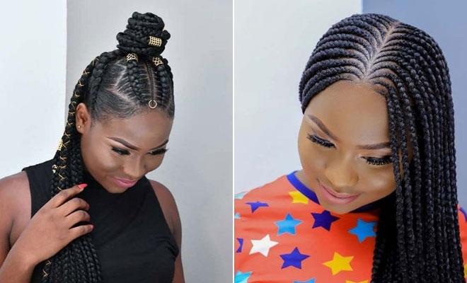 Fresh 23 african hair braiding styles were loving right now African Hair Braid Styles Pictures Inspirations
