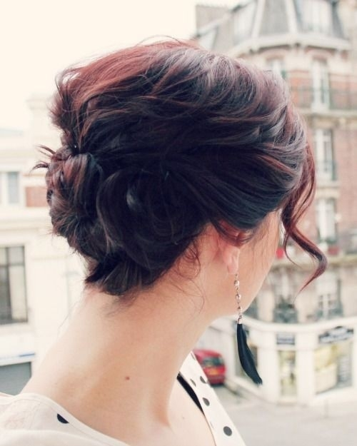 Fresh 8 cute updo hairstyles for short hair popular haircuts Everyday Updo Hairstyles For Short Hair Inspirations
