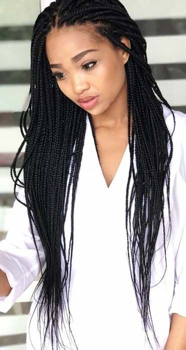 pin saba ford on hairstyles box braids styling box Abby'S African Hair Braiding Choices