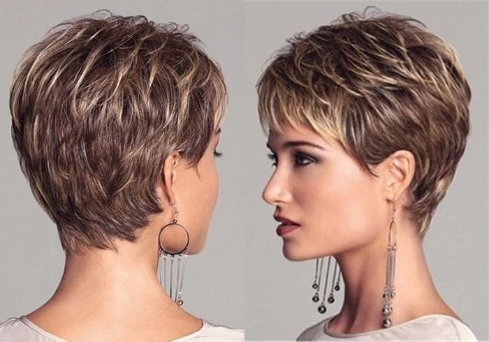 Stylish 15 euphoric short hairstyles for thick wavy hair Short Haircuts For Wavy Thick Hair Inspirations