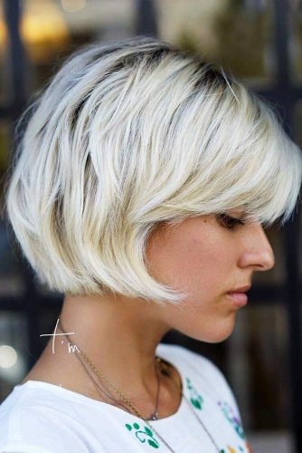 Stylish 27 layered bob hairstyles for extra volume and dimension Pictures Of Short Layered Bob Haircuts Choices