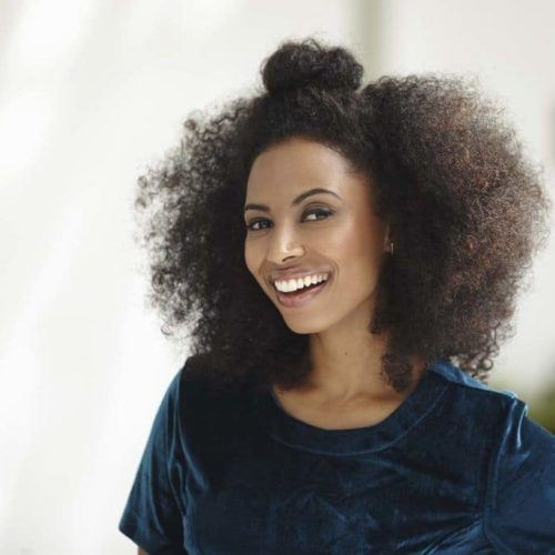 Stylish 56 best natural hairstyles and haircuts for black women in 2020 African American Hair Styles Ideas