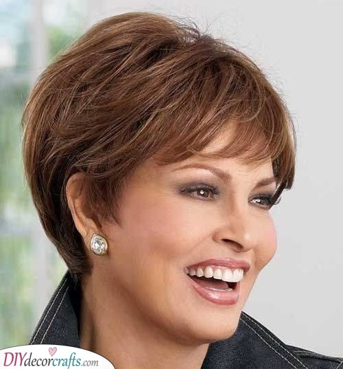 Stylish short hairstyles for women over 50 25 short haircuts for Short Hair Styles Older Woman Ideas
