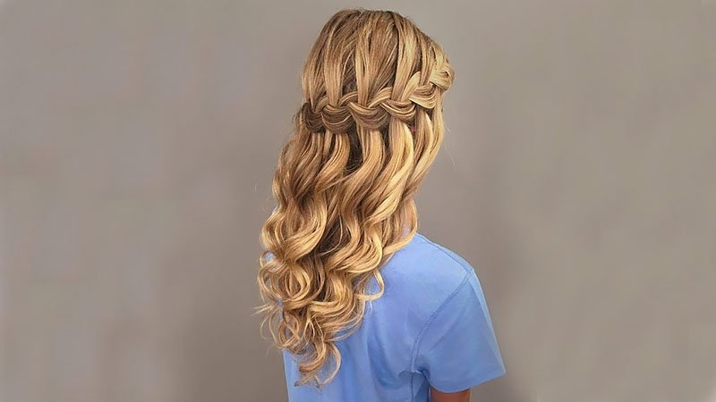 the best prom hairstyles for all hair lengths thetrendspotter Prom Hairstyles For Medium Hair With Curls And Braids Choices