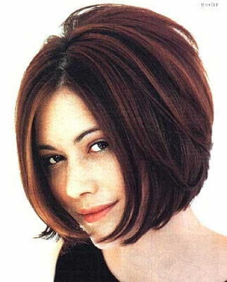 Trend 110 smartest short hairstyles for women with thick hair Short Layered Styles For Thick Hair Inspirations