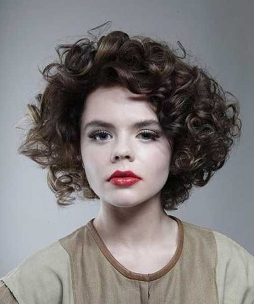 Trend 15 short thick curly hair short hairstyles haircuts Cute Short Haircuts For Thick Curly Hair Choices