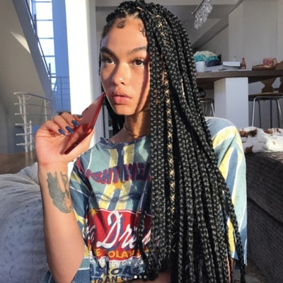 Trend 28 dope box braids hairstyles to try allure Hair Extensions Braids Styles Ideas