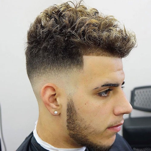 Trend 39 best curly hairstyles haircuts for men 2020 styles Hairstyles For Short Curly Hair For Guys Inspirations