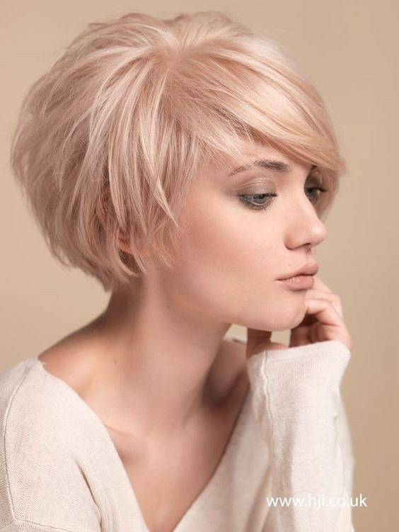 Trend 40 best short hairstyles for fine hair 2020 Cute Short Haircuts For Women With Fine Hair Choices