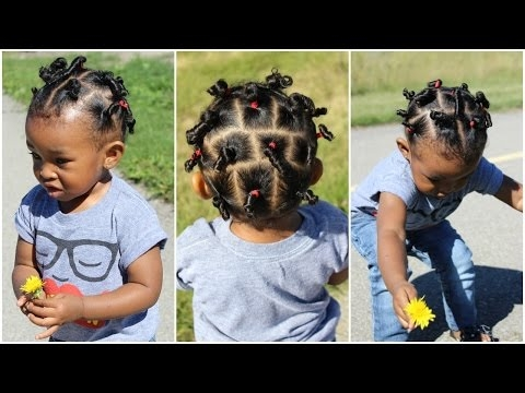 Trend cute hairstyle for kids with short hair throwback of Natural Hairstyles For Kids With Short Hair Ideas