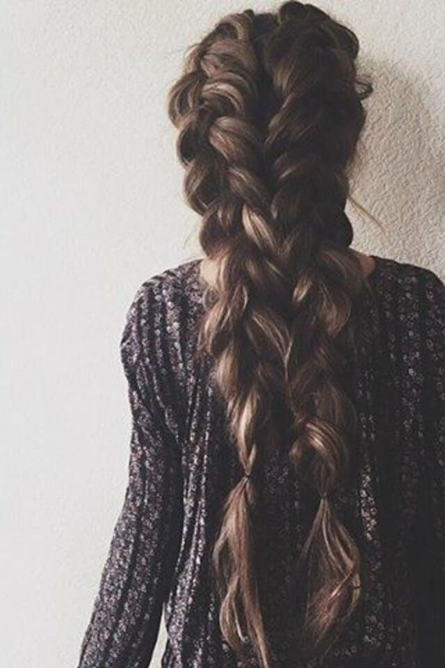 Trend pin on beauty Long Hair Braid Styles Choices