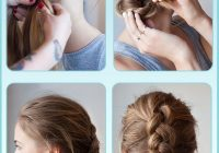 10 french braids hairstyles tutorials everyday hair styles Braided Updos For Long Hair Tutorial Choices
