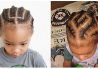 18 cutest little boy braids for 2020 child insider Braiding Hairstyles For Boy Toddlers Inspirations