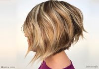 19 best bob haircuts for thick hair to feel lighter Short Bob Hairstyles For Thick Hair And Round Face Ideas