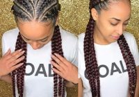 20 gorgeous nigerian braided hairstyles for women Braided Hairstyles Female Inspirations