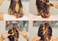 20 incredible diy short hairstyles a step step guide Cool Quick Hairstyles For Short Hair Inspirations