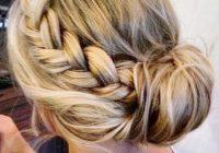 20 pretty braided updo hairstyles popular haircuts hair Braid Updo Long Hair Choices