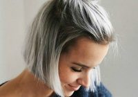 25 chic short hairstyles for thick hair in 2020 the trend Short Haircuts With Bangs For Thick Hair Inspirations