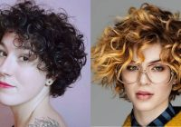 25 gorgeous short curly hairstyles to try this year Short Curly Haircuts Ideas