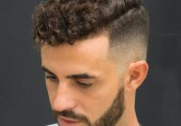 27 cool short sides long top haircuts for men 2020 guide Hairstyles For Short Curly Hair For Guys Inspirations