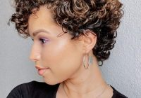 29 short curly hairstyles to enhance your face shape Short Haircuts For Very Curly Hair Choices