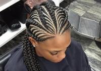 30 beautiful fishbone braid hairstyles for black women Fishtail Cornrows Hairstyles In Africa