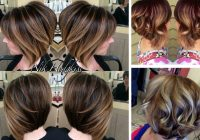 30 stunning balayage hair color ideas for short hair 2021 Hair Color Ideas For Short Haircuts Choices