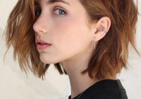 35 best short hairstyles for round faces in 2020 Short To Medium Haircuts For Round Faces Ideas