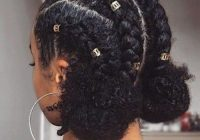 35 natural braided hairstyles Natural Braided Hair Styles Inspirations