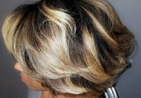 50 most captivating african american short hairstyles African American Hairstyles With Highlights